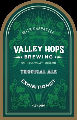 Exhibitionist Tropical Ale