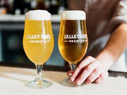 Valley Hops Brewing Brewery Tours