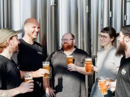 Valley Hops Brewing Team